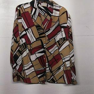Alfred dinner blouse